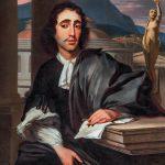 Portrait, pensé être celui de Baruch de Spinoza (huile sur toile, attribué à Barend Graat - DP)