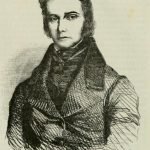 Edgard Quinet, dans L'Illustration (1844)