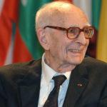 Claude Lévi-Strauss en 2005