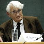 Habermas à Munich en 2008 (CC 3.0 by Wolfram Huke)