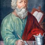 Retrato de Hipocrates, 1787, Morgado de Setubal, Museu de Evora.